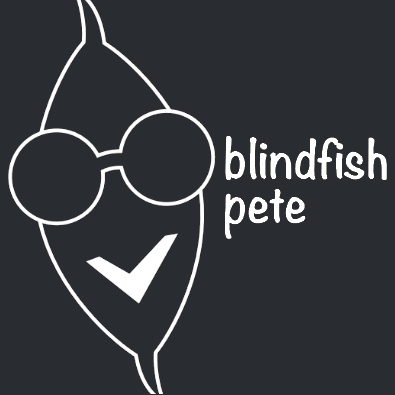 Blind Fish Pete